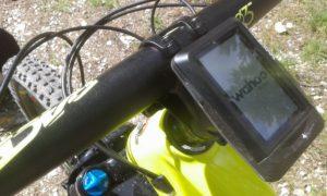 Wahoo. Le GPS