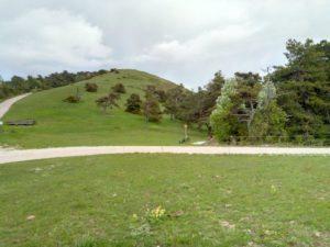 le col de Marjariès