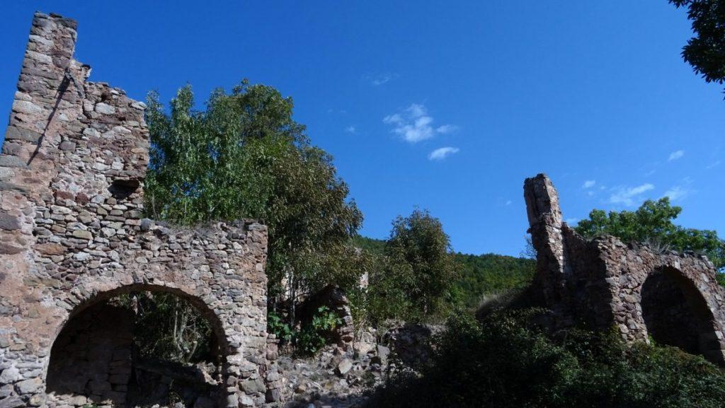 ruine de Borcà